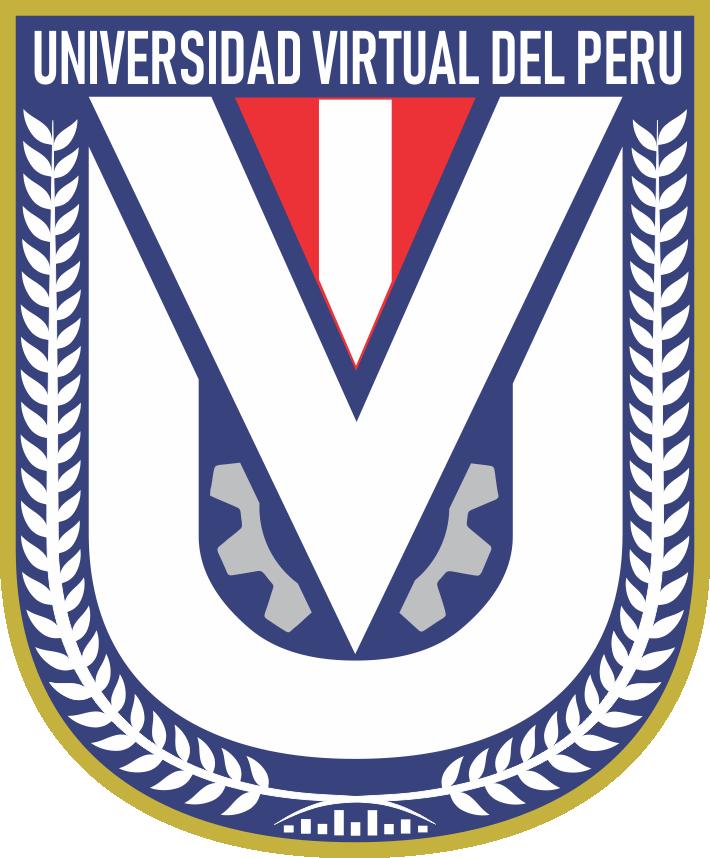 Escudo de la Universidad Virtual del Perú